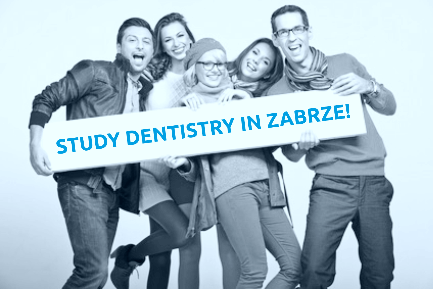 STUDY DENTISTRY IN ZABRZE BLUE